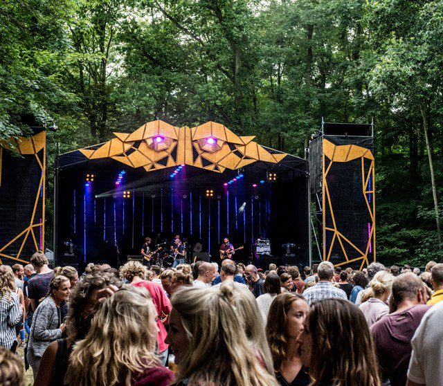 Mainstage Young Art Festival 2017